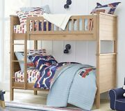 Pottery Barn Kids - Charlie Twin-over-twin Bunk Bed