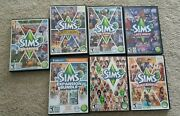 The Sims 3 Ultimate Bundle Pc Video Games And Expansion Packs Pc Game Lot Of 7