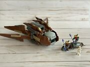 Lego Star Wars The Clone Wars Count Dookuand039s Solar Sailer 7752 - Retired