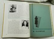 1946 Wistarion, Yearbook For Hunter College, Nyc, Bess Myerson Alumni Profile