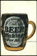 Beer Making For All By James Macgregor 1970 Dust Jacket Recipes Instructions