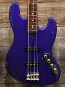 Used 2006 Suhr Classic J Active Jazz Bass Long Scale Good Condition W/hsc