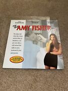 The Amy Fisher Story Rare Uncensored Version Laserdisc- Drew Barrymore