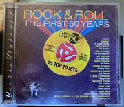 Rock And Roll The First 50 Years The Late 60s 25 Top 10 Hits / Hard To Find Cd