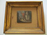 18th Century Or Older Old Master Painting Portrait Antique Masterful Iconic Rare