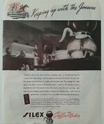 1946 Silex Coffee Maker Coffeepot Keeping Up With The Joneses Vintage Ad