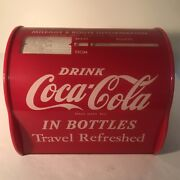 1950and039s Coca Cola Travel Mileage And Route Information Jackson Miss