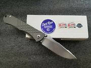 Chris Reeve Knives Crk Left Handed Leap Year 2/29/16 Umnumzaan Cpm-s35vn Knife