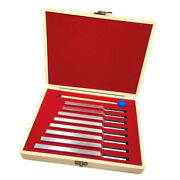 Pack Of 8 256-512hz Aluminum Alloy Tuning Fork And Mallet For Meditation