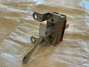 1970-1972 Nos Fan Blower Switch In Dash Lever Heat And Air Control Thermostat