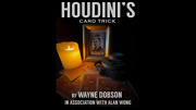 Houdiniand039s Card Trick By Wayne Dobson And Alan Wong - Trick