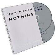 Nothing By Max Maven 2 Dvd Set - Dvd