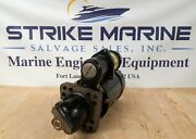 Perkins 1993736 Delco 12v 37mt 12tooth Ccw Starter