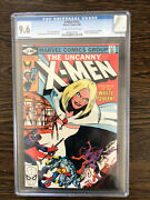 X-men 131 1980 2nd Appearance Of Dazzler Emma Frost Appearance Cgc 9.6