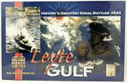 Second World War At Sea Leyte Gulf - Avalanche Press - Sealed