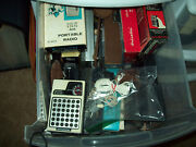 Vintage Transistor Radio Lot Of 111 Some New And Used. All Brands
