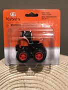 New Kubota Monster Tractor L6060 Diecast Toy 3 Long By New Ray