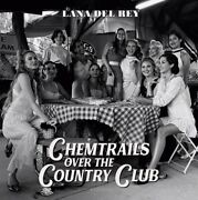Lana Del Rey Chemtrails Over The Country Club Yellow Obi Vinyl Lp