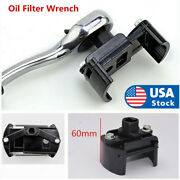 Auto Tool Oil Filter Wrench Cup 1/2 Housing Spanner Remover 60-80mm Adjustable