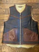 The Real Mccoyand039s Type C-3 Vest Size M Used From Japan