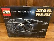Lego 7181 Ucs Ultimate Collector Series Star Wars Tie Interceptor New And Sealed