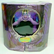 Damaged Package Disney Ursula The Sea Witch Little Mermaid Doll Limited Edition
