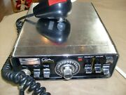 Fanon Courier Classic Iii Cb Radio Made In Japan W/ Cmm-1 Microphone + Cord