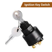 Ignition Key Switch Replacement 87-88107 For Mercury Boat Marine Outboard Motors