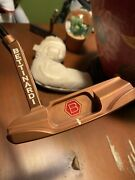 Bettinardi Bb8 3/4 Copper Classic 3 Of 7 Coa Mint Highly Collectible