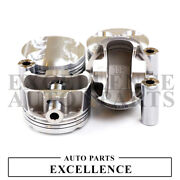 Ep Forged Pistons +rings Kit Fit Accord Civic Integra 2.0l K20a K20z Cr=11.51