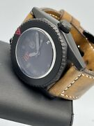 Vintage Vdb 10th Anniversary Project Black 10 Years Stealth Swiss Automatic 46mm