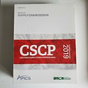 Apics Cscp Certified Supply Chain Professional Learning System V4.3 2019 Books