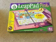 Leapfrog Leappad Learning System Pink