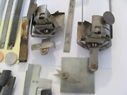 Unknown Lawnmower Shop Tools-maybe Foley-belsaw Saw Blade Sharpening Angle Gauge