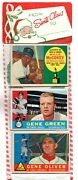 1960 Topps Original Rack Showing On Top Rookie Card Willie Mccovey Vintage 1960s