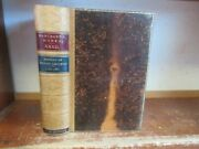 Old History Of British Columbia Leather 1887 Hudson Bay Indians Mining Tree Calf