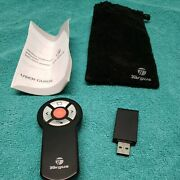 Targus Wireless Multimedia Presenter With Laser Pointer Usb Receiver With Pouch