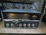 Hallicrafters Sx-111 Mark I Receiver Ham As-is Only Does Not Work