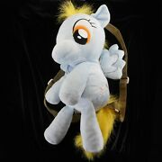 My Little Pony Derpy Hooves Plush Backpack Bioworld Pegasus Friendship Is Magic