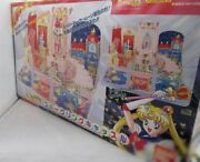 Bandai Sailor Moon Sailor Team Sparkling Castle With Box Shipping From Japan
