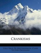 Crankisms By Dwiggins, Clare Victor Paperback Book The Fast Free Shipping