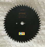 Stihl 225mm Scratcher Tooth Brush Cutter Clearing Saw Blade And Stihl Blade Guard