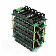12v 3s Power Wall Bank Battery Pack Lithium Case Balance Circuits 40a 80a Bms