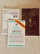 1988 Oldsmobile Cutlass Ciera And Cruiser Ownerand039s Manual And Maintenance Schedule
