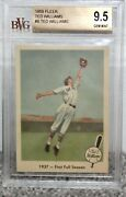 1959 Fleer Ted Williams 8 37-first Full Bvg 9.5