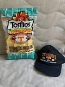 Ut Vols Tennessee Football 1998 National Champions Pack Hat And Tostitos Chips