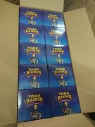 A Full Case Of 1999 Tomb Raider Slippery When Wet Decks 10 Box Factory Sealed