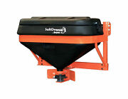 Saltdogg Salt Spreader 10.8 Cubic Foot Tailgate Hitch Or Bumper Mount Tgs05b