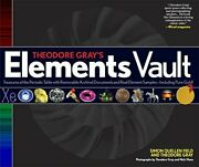 Theodore Gray's Elements Vault By Theodore Gray Book The Fast Free Shipping