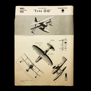 Wwii Japanese Reconnaissance Fighter Sasebo Type 00 And039peteand039 W.e.f.t.u.p. Poster